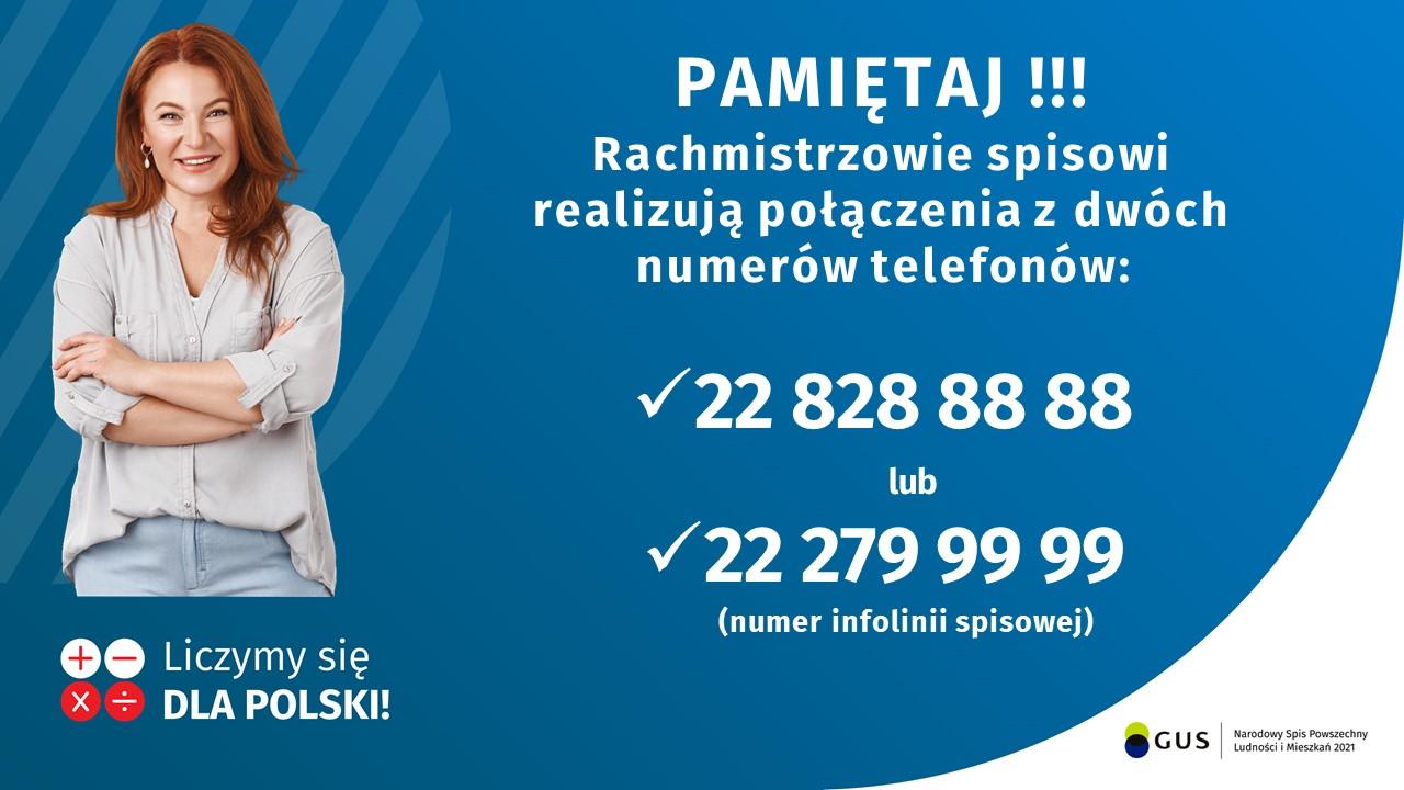 Numery telefonów